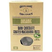 Dark Chocolate Macadamia 180g