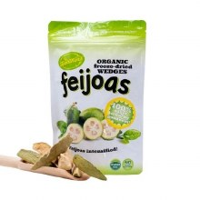 Feijoa Wedges 25GFreeze Dried