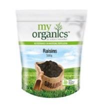 Dried Raisins 500G