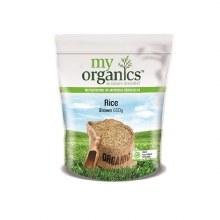 Rice Brown Medium Grain 650G