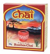 CHAI TEA -Organic Rooibos Chai  100g