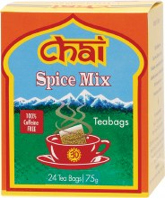 CHAI TEA -Spice MixTea Bags