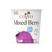 Mixed Berry Coconut YoghurtOrganic