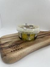 Camel Milk Marinated Feta 185Persian Style Picnic Jar