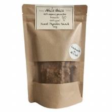 Sweet Paprika Snack 100g 100% Organic grain free bics