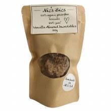 Vanilla & Almond Yummies 100g Organic grain free