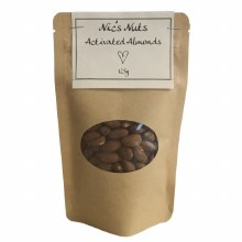 Nic's Bics Activated Almonds 100g
