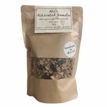 Activated Granola 340g grain free vegan