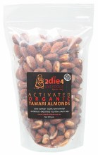 Activated Organic Tamari Almonds 300g
