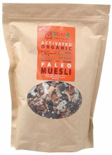 Activated Organic Paleo Muesli 600g