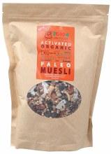 2DIE4 LIVE FOODS -Activated Organic Paleo Muesli  600g