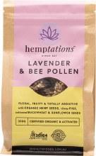 2DIE4 LIVE FOODS -HemptationsLavender & Bee Pollen
