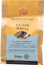 2DIE4 LIVE FOODS -HemptationsSalted Maple