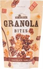 EAST BALI CASHEWS -Granola Bites Chocolate Vanilla 150g