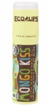 ECO LIPS -Lip Balm (Super Size) Mongo Kiss - Unflavoured 7g