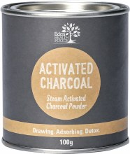 EDEN HEALTHFOODS -Activated Charcoal Steam Activated Charcoal Powder 100g