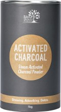 EDEN HEALTHFOODS -Activated Charcoal Steam Activated Charcoal Powder 1kg