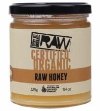 EVERY BIT ORGANIC RAW -Honey  325g