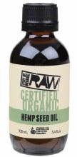 EVERY BIT ORGANIC RAW -Hemp Seed Oil  100ml