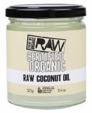 EVERY BIT ORGANIC RAW -Coconut Oil  325g