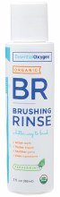 ESSENTIAL OXYGEN -Toothpaste/Mouthwash Brushing Rinse - Peppermint 89ml