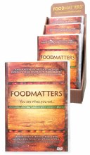 DVD -Food Matters - The Movie You Are What You Eat 80 min