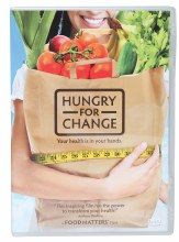 DVD -Hungry For Change - The Movie Your Health Is In Your Hands 89 min