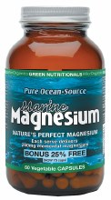Marine Magnesium VegeCaps (260mg) 60