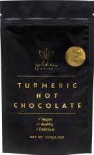 GOLDEN GRIND -Turmeric Hot Chocolate