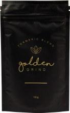 GOLDEN GRIND -Turmeric Blend Golden Latte Spice Mix 100g