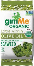 GIMME - Roasted Seaweed Snacks Olive Oil