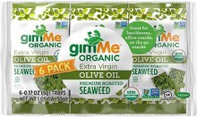 GIMME - Roasted Seaweed Snacks Olive Oil - 6 Pack