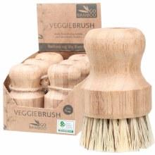 GO BAMBOO -Veggie Brush  1