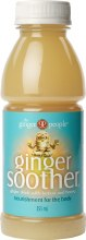 THE GINGER PEOPLE -Ginger Soother Ginger Drink with Lemon & Honey 355ml