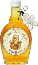 THE GINGER PEOPLE -Ginger Syrup  237ml