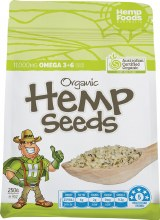 ESSENTIAL HEMP - Hemp Seeds Hulled 250g
