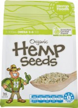 ESSENTIAL HEMP - Hemp Seeds Hulled 1kg