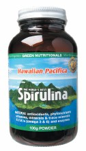 - Hawaiian Pacifica Spirulina Powder 100g