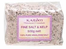 KAROM - Himalayan Salt With Organic Australian Kelp 500g