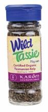 KAROM -Wild Tassie Kelp Refillable Glass Shaker 75g