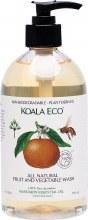 KOALA ECO -Fruit and Vegetable Wash100% Mandarin Essential Oil