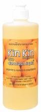 KIN KIN NATURALS - Dishwash Liquid (Ultra Conc.) Tangerine & Mandarin 550ml