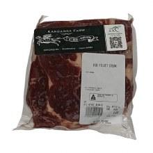 Rib Fillet Steak 550g