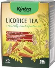 KINTRA FOODS -Licorice Tea Tea Bags x 25 50g