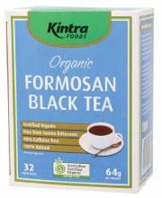 KINTRA FOODS -Formosan Black Tea Tea Bags x 32 64g