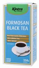 KINTRA FOODS -Formosan Black Tea Loose Leaf 250g