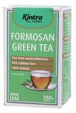 KINTRA FOODS -Formosan Green Tea Loose Leaf 250g
