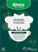 KINTRA FOODS -Herbal Tea Bags Fennel Fusion