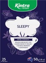KINTRA FOODS -Herbal Tea Bags Sleepy