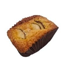 Pear polenta cake – (GF)